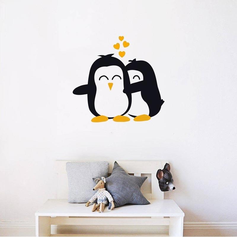 Pinguini carini