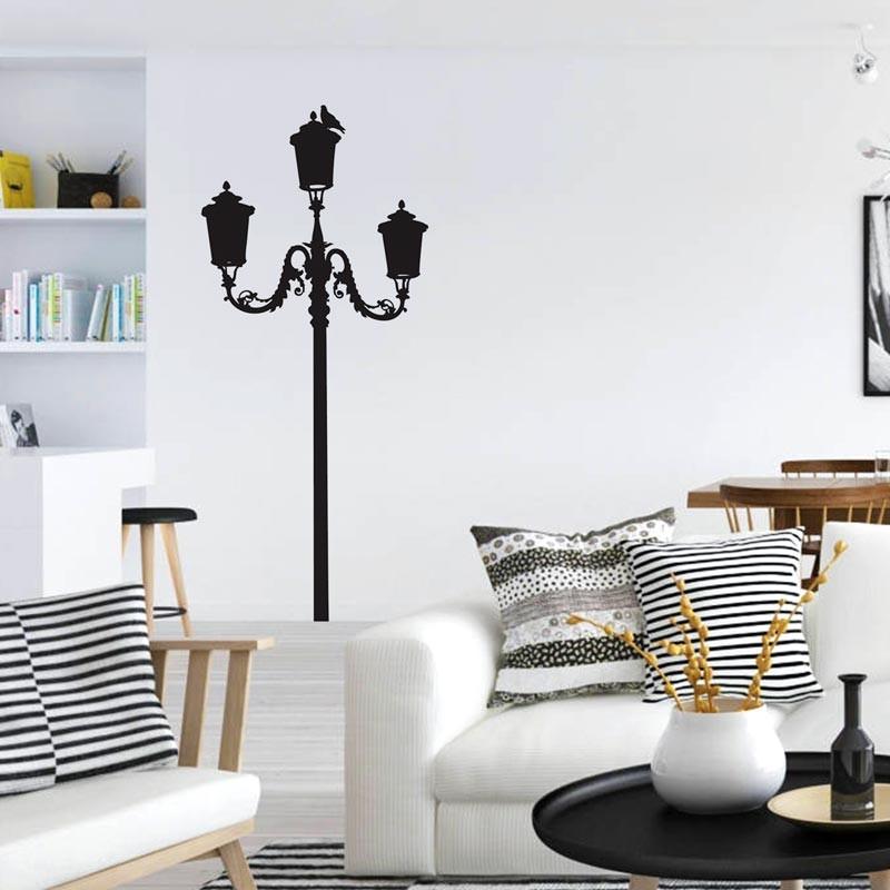 Lampione ornamentale