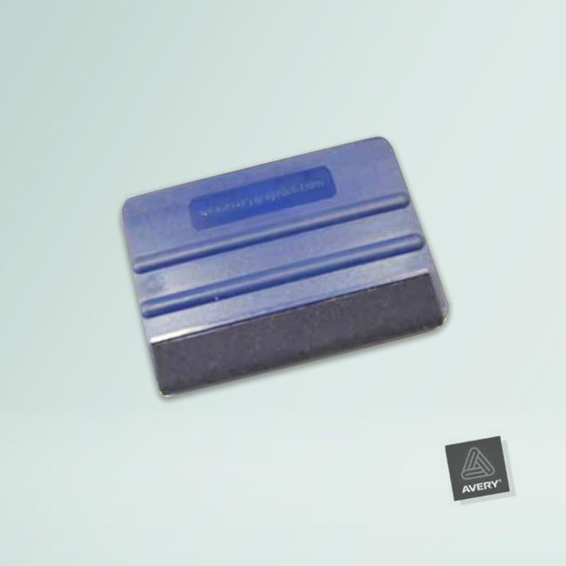 Spatola Blu con Feltro