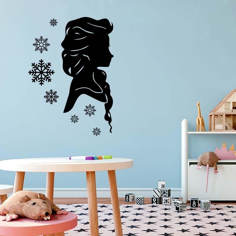 Elsa Frozen, Adesivo
