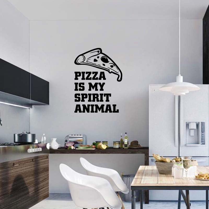 La pizza è il mio spirito...