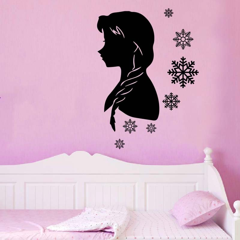 Anna Frozen, Adesivo