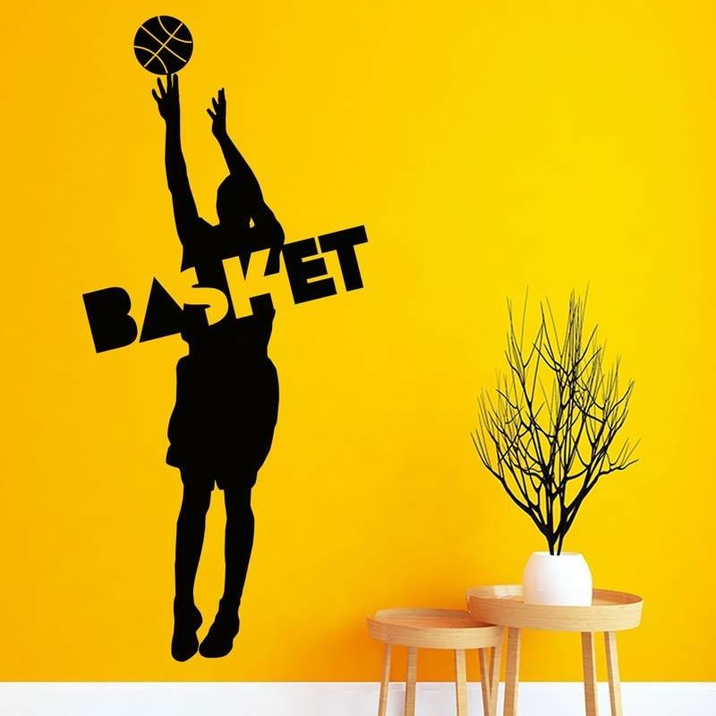 Basket giocatore