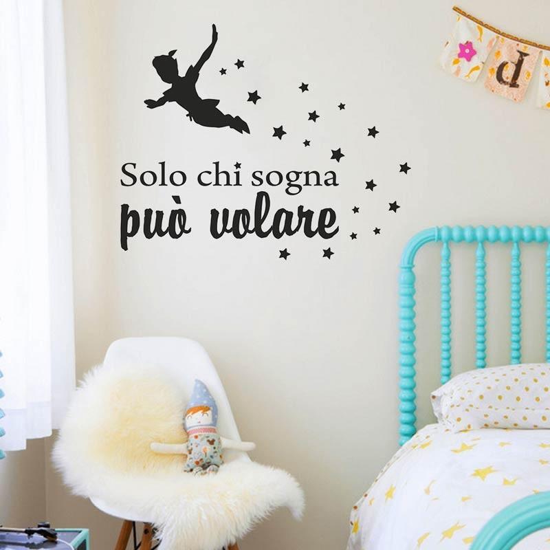 Solo chi sogna può volare