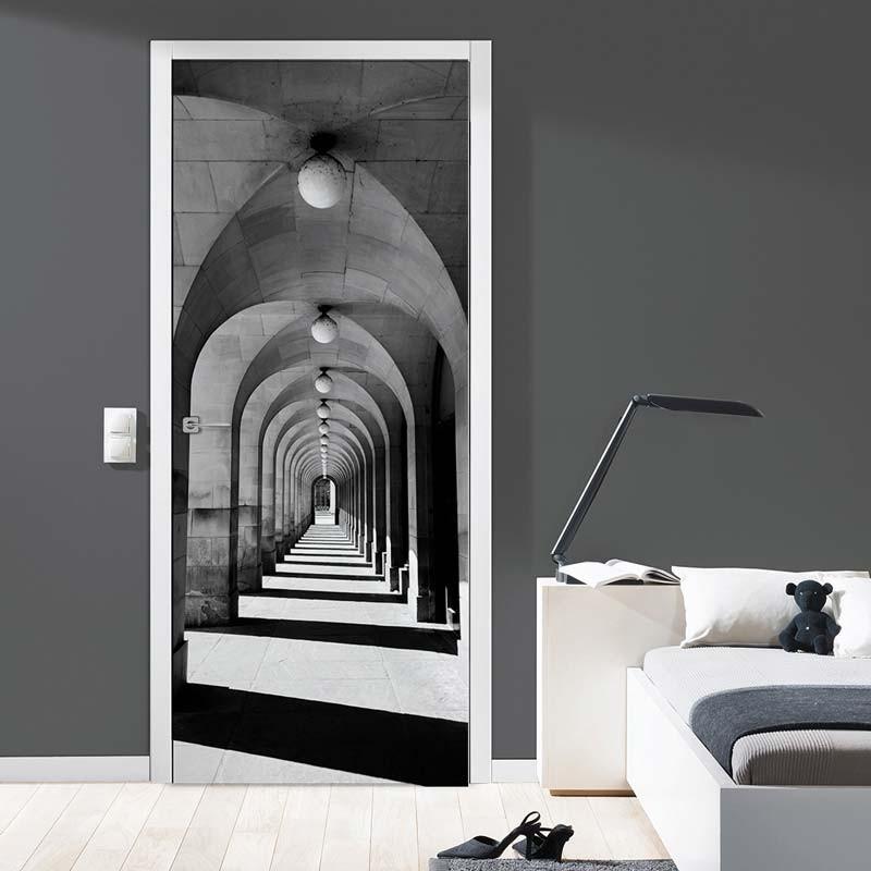 Corridoio Bianco e Nero