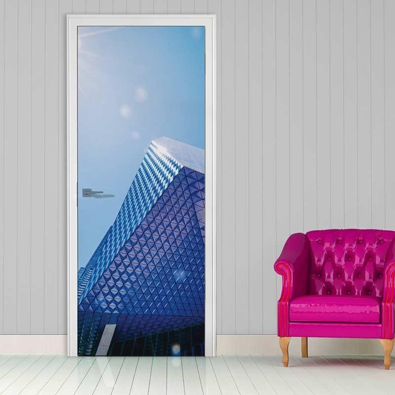 Grattacielo con vetri