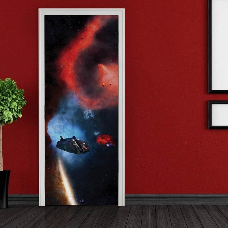 Navicella nello spazio
