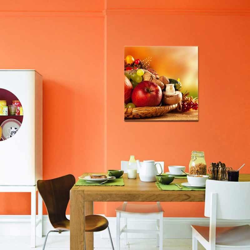 Composizione Frutta, Tela...