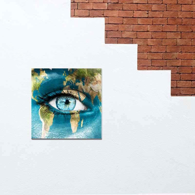 Occhio Ambiente, Tela Canvas