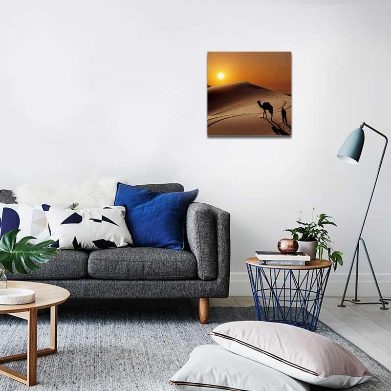 Deserto Sahara, Tela Canvas