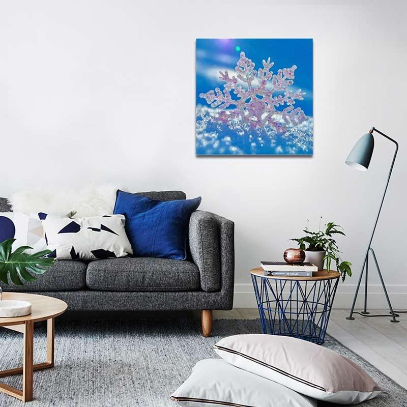 Fiocco di Neve, Tela Canvas