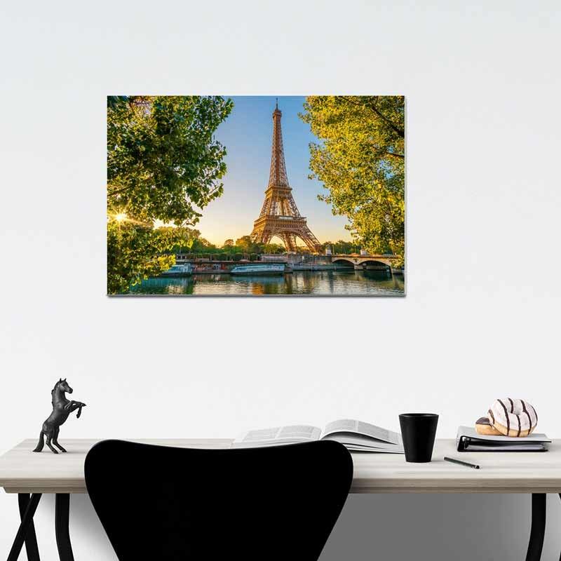 Torre Parigi, Tela Canvas