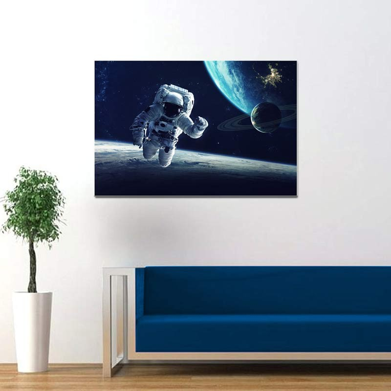 Astronauta, Tela Canvas