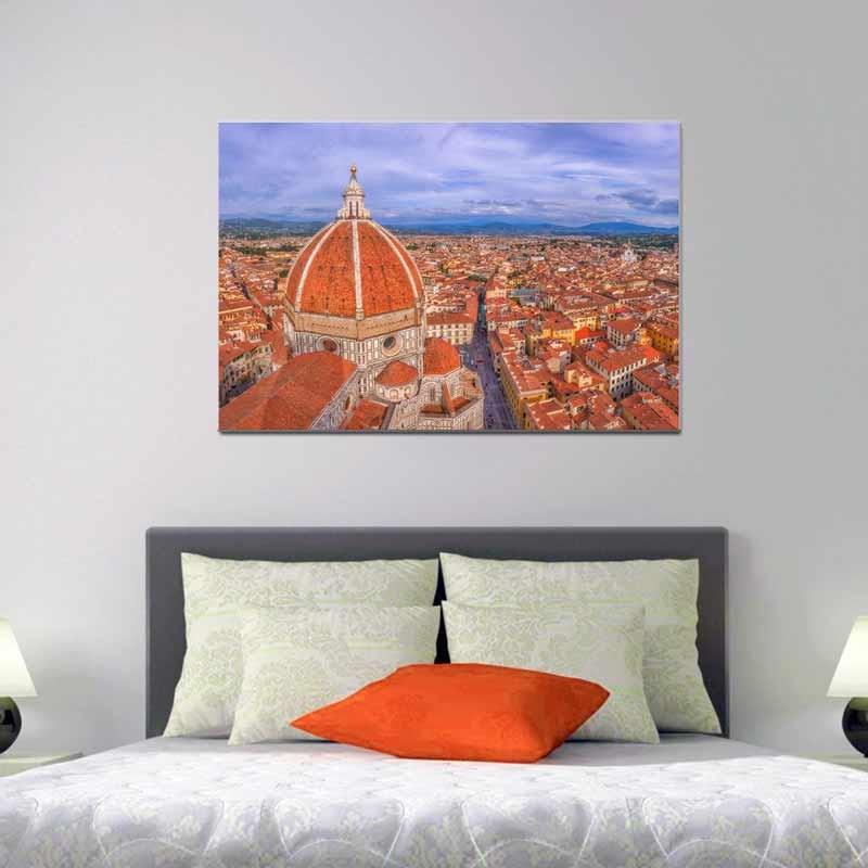 Duomo di Firenze, Tela Canvas