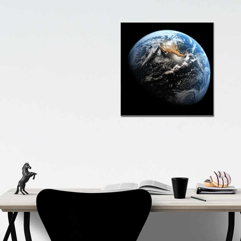 Terra, Tela Canvas
