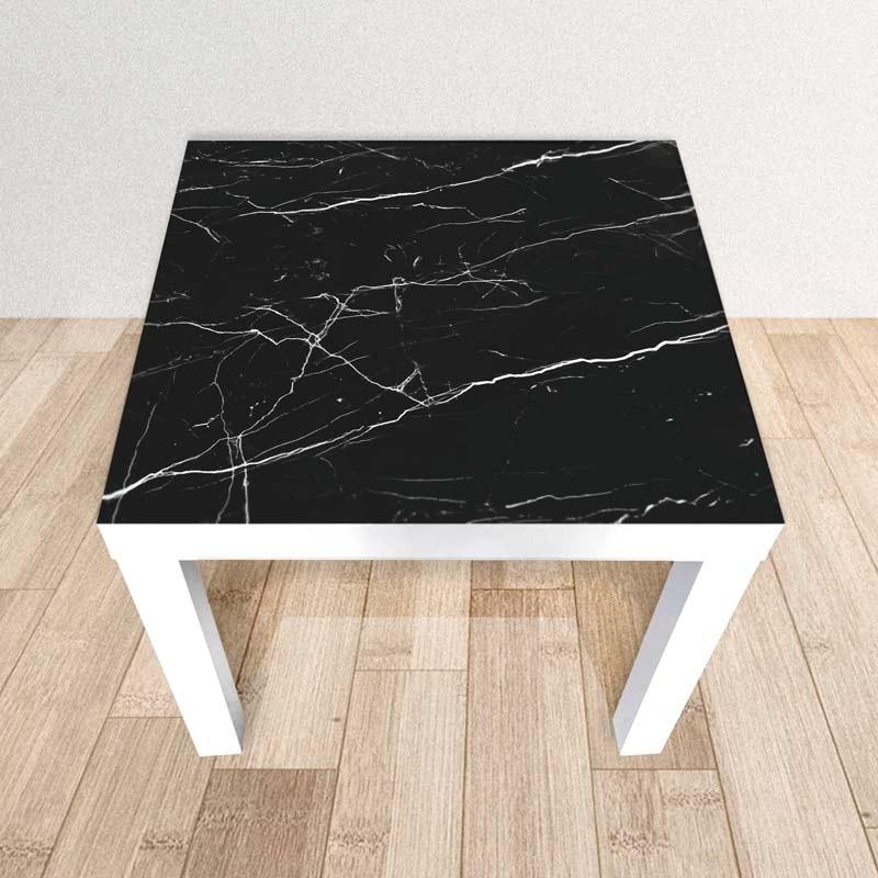 Marmo Nero, Adesivo tavolino