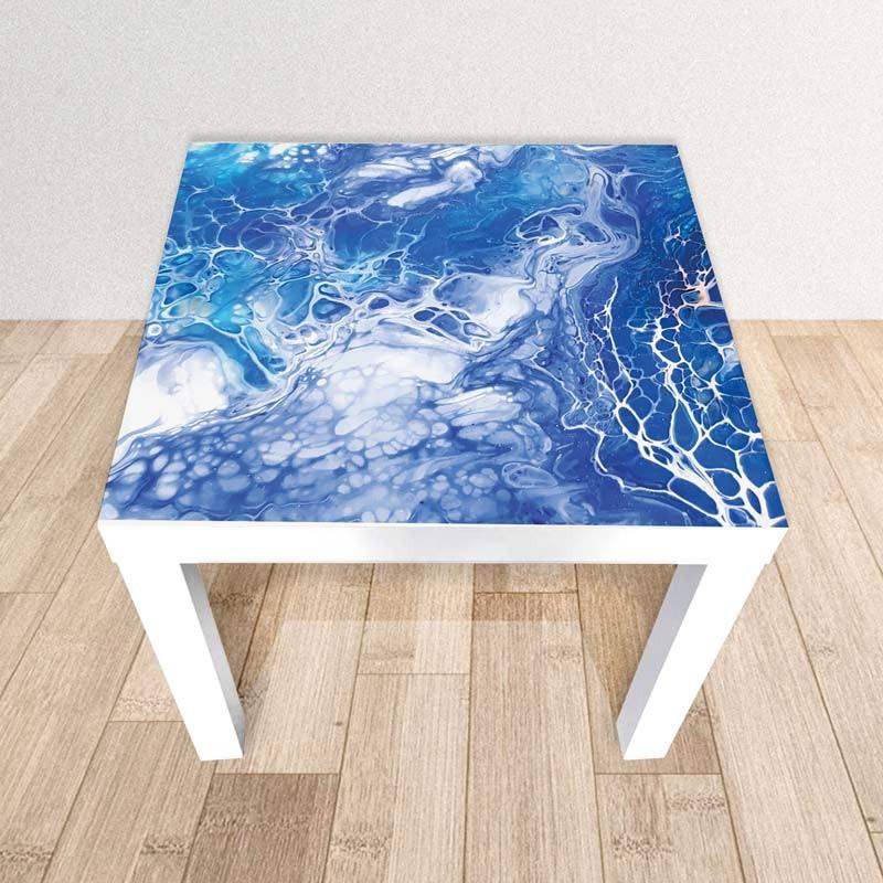 Acquatico, Adesivo tavolino