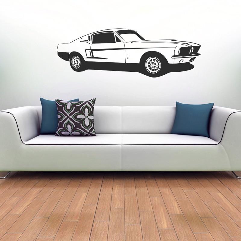Vintage Auto, Adesivo murale Kastell