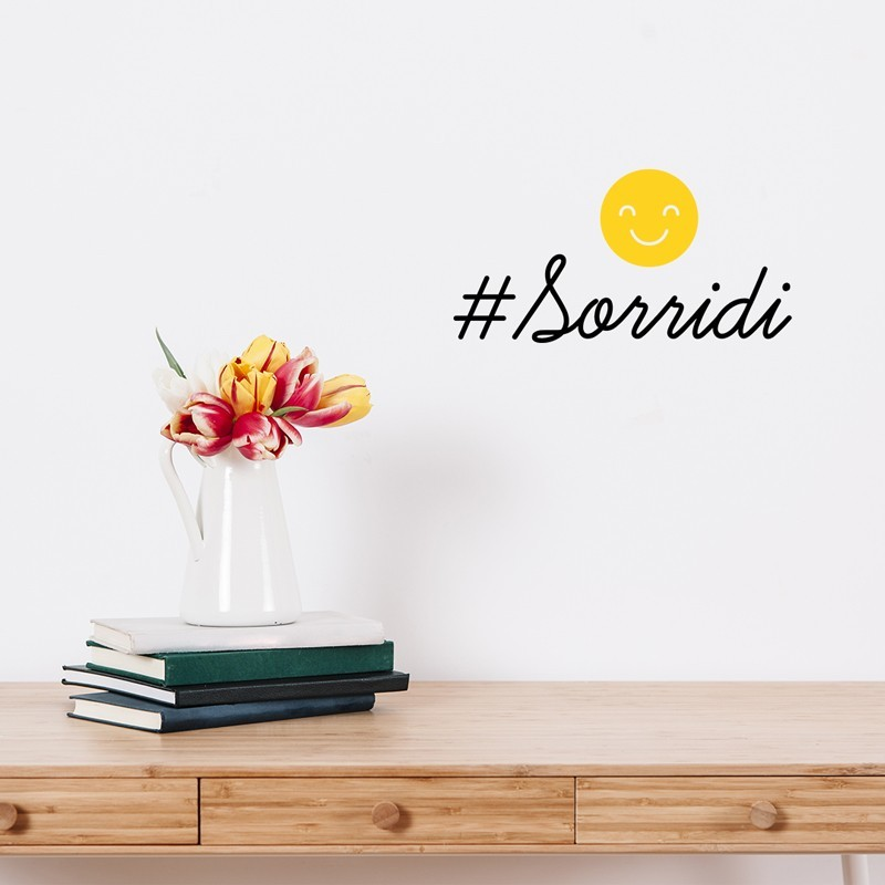 Hashtag Sorridi